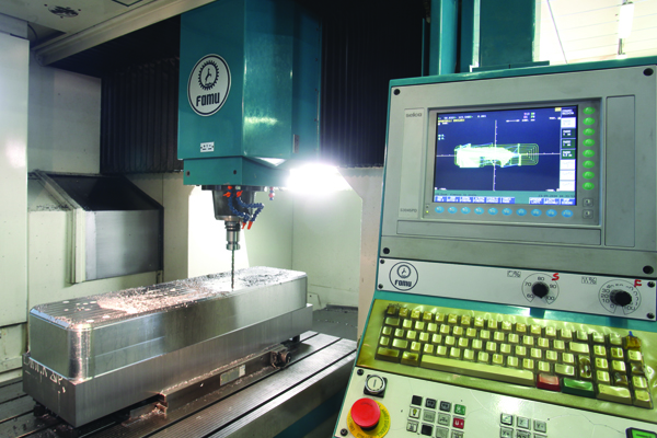 die cast products, light alloys die forming